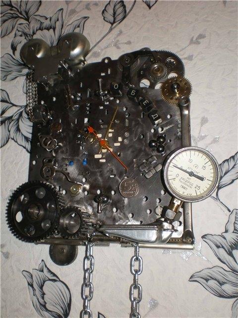 Настенный хронометр (Фото 2)