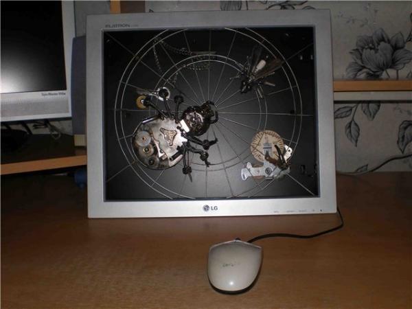 Монитор арахнолога...или как же я долго не подходил к монитору
