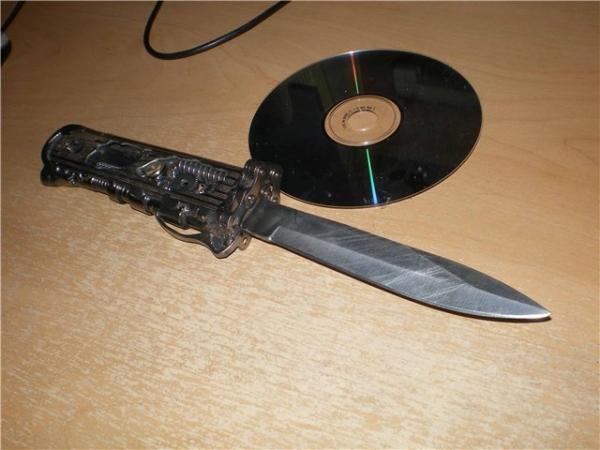 Стим-нож