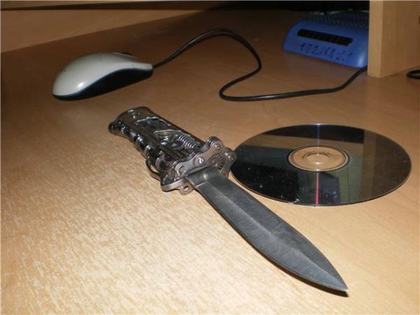 Стим-нож (Фото 2)
