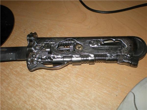 Стим-нож (Фото 5)