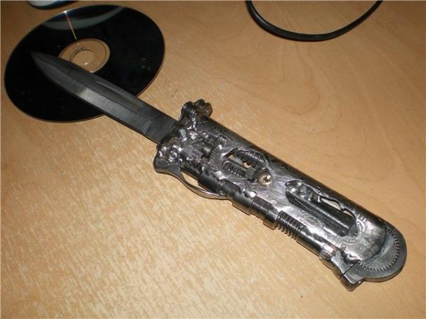 Стим-нож (Фото 3)