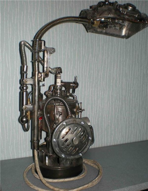 Лампа настольная (Фото 5)