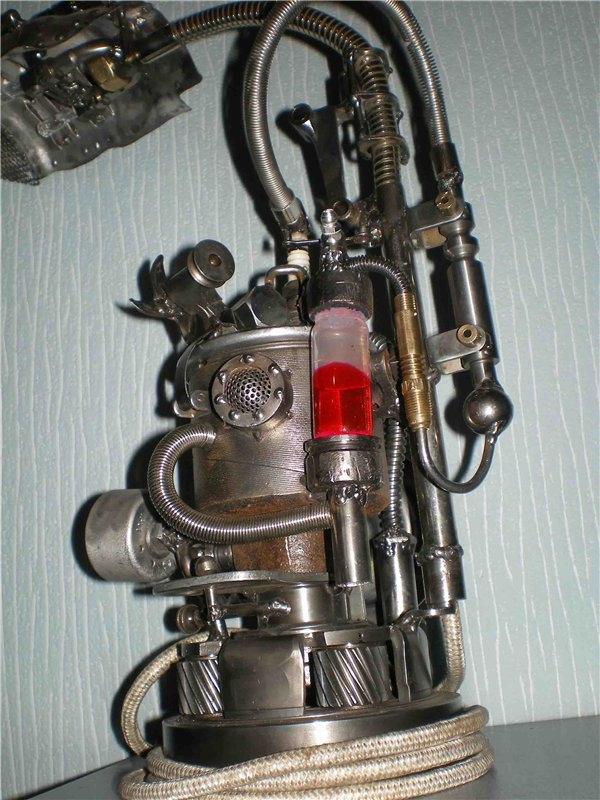 Лампа настольная (Фото 3)