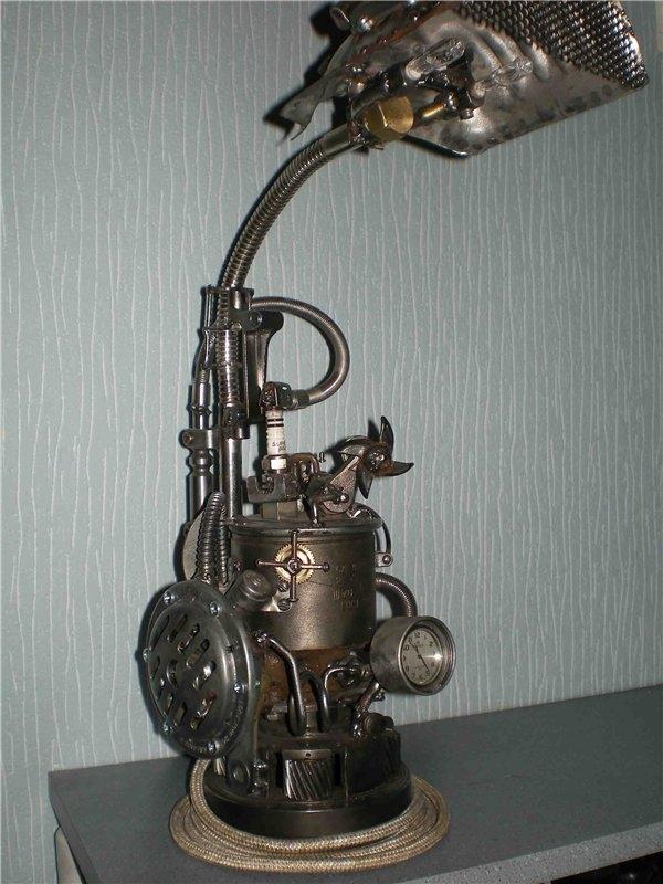 Лампа настольная (Фото 2)