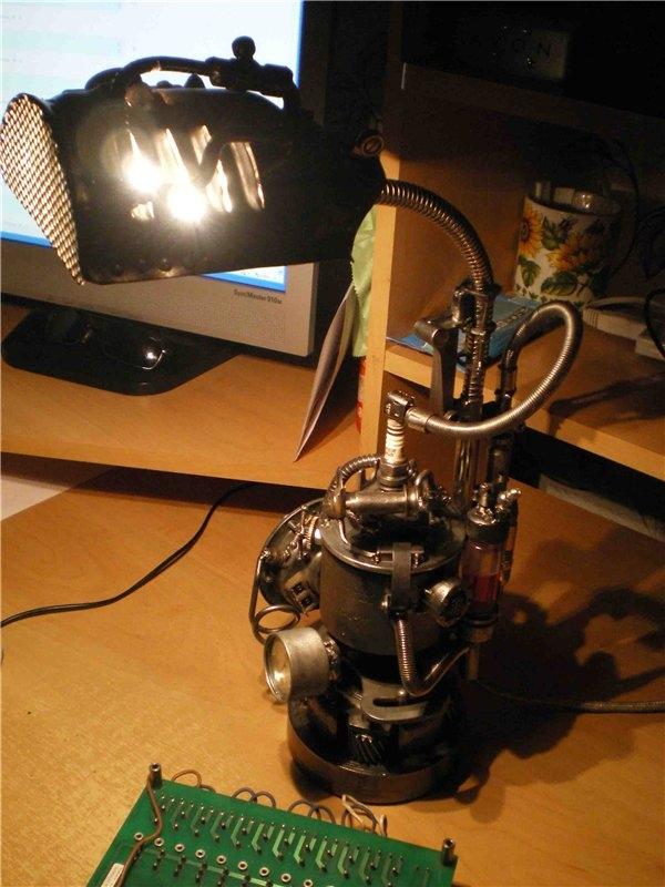 Лампа настольная (Фото 7)
