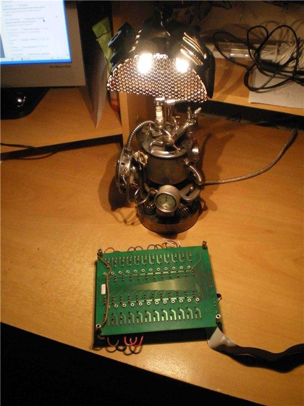 Лампа настольная (Фото 6)