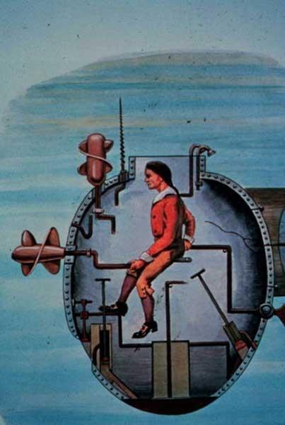 """Подводная лодка """"Черепаха"""" (Фото 8)"""