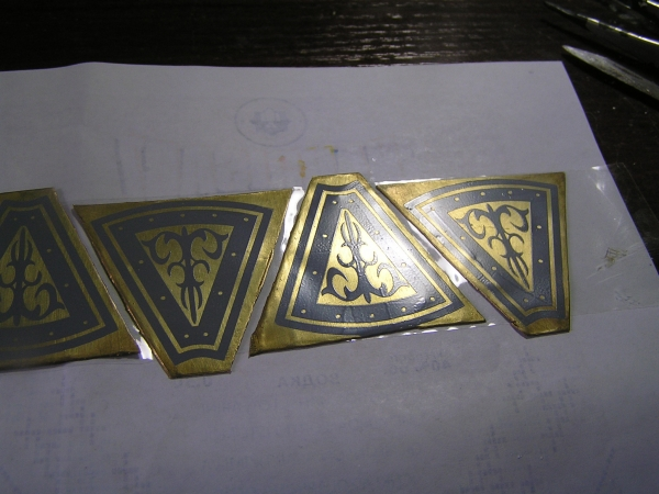 Серийное изготовление с помощью трафаретной печати