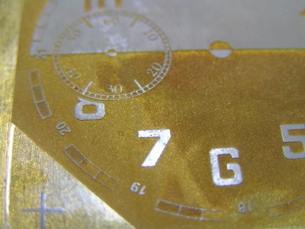 Серийное изготовление с помощью трафаретной печати 2