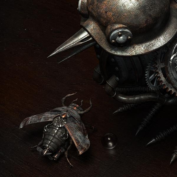 Ласточка и жуки (Фото 2)