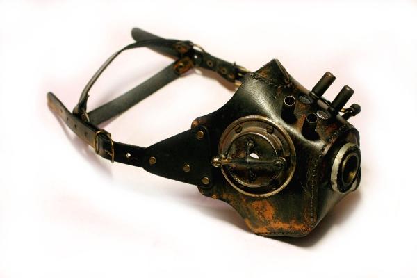 Маска-респиратор Oxygen V.2