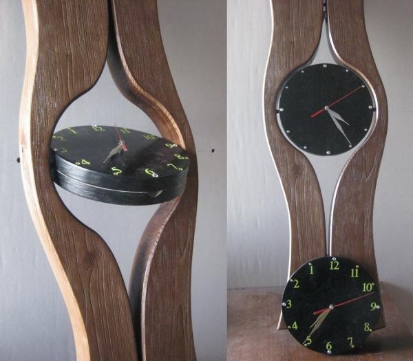 Часы с двойным циферблатом (Фото 3)