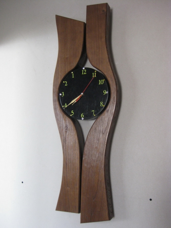 Часы с двойным циферблатом (Фото 2)