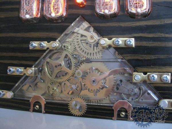 Ламповые часы (Фото 4)