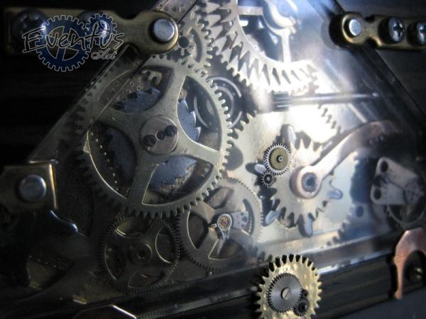 Ламповые часы (Фото 3)
