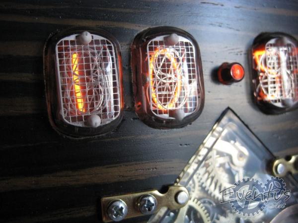 Ламповые часы (Фото 2)
