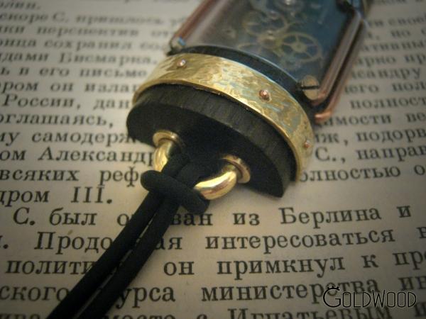 Флешка 16гб. Мореный дуб - 2 (Фото 3)