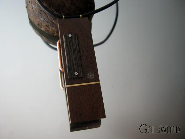 """Флешка """"Иллюминатор"""". Шоколадное дерево. 8 гб (Фото 3)"""