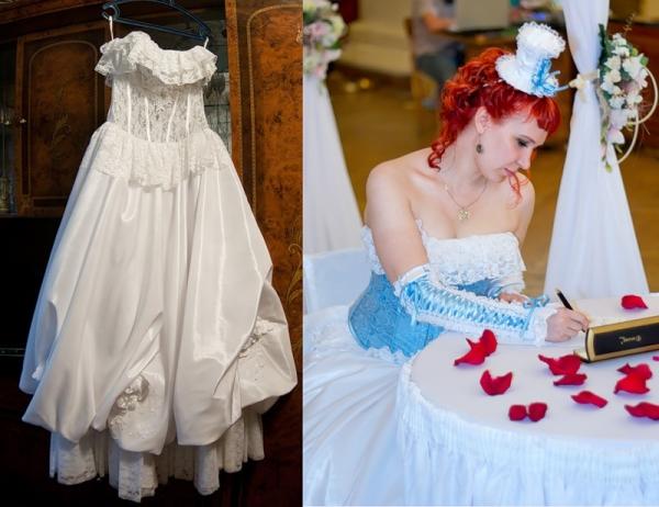Маленькая челябинская стимпанк-свадьба (Фото 3)