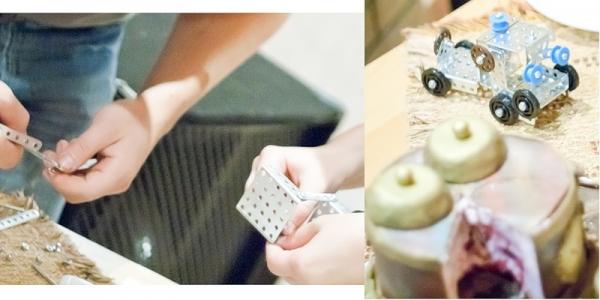 Маленькая челябинская стимпанк-свадьба (Фото 21)