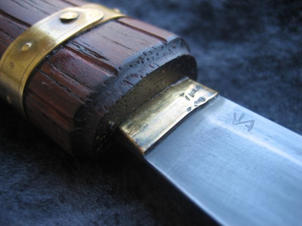 Нож морского кочегара.