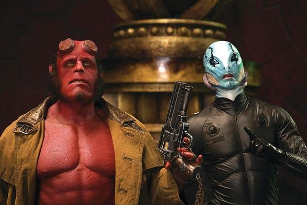 Хеллбой II: Золотая армия (Hellboy II: The Golden Army) (Фото 2)