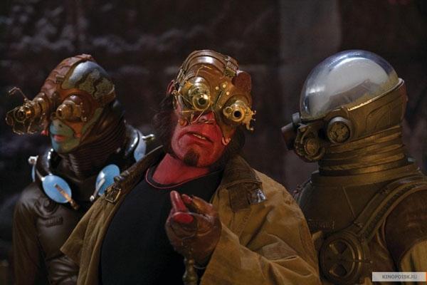 Хеллбой II: Золотая армия (Hellboy II: The Golden Army) (Фото 8)