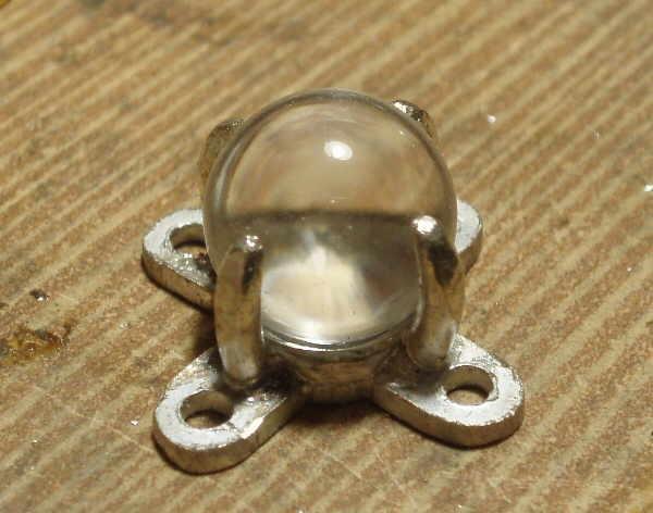 """Перстень с шестеренками и хрустальным магическим шаром (""""Хватит ломать часы!"""" - часть вторая) (Фото 7)"""