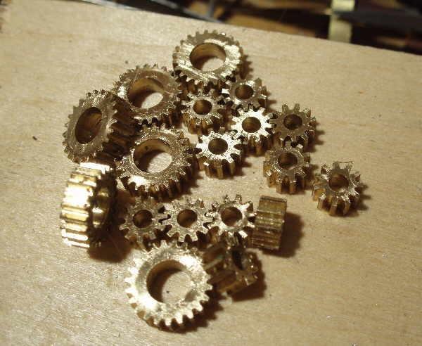 """Перстень с шестеренками и хрустальным магическим шаром (""""Хватит ломать часы!"""" - часть вторая) (Фото 2)"""