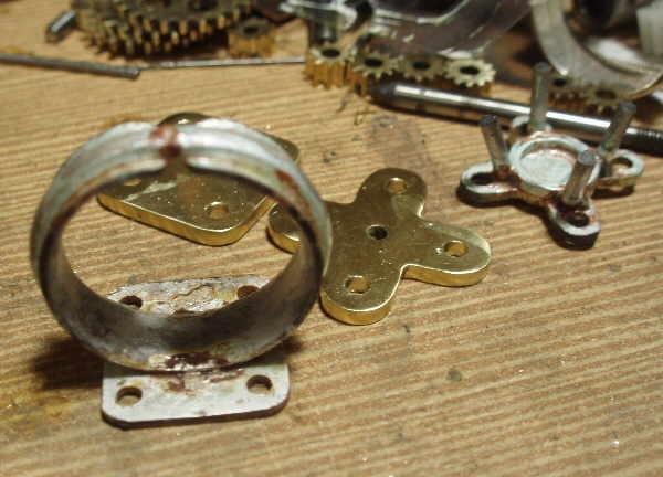 """Перстень с шестеренками и хрустальным магическим шаром (""""Хватит ломать часы!"""" - часть вторая) (Фото 6)"""