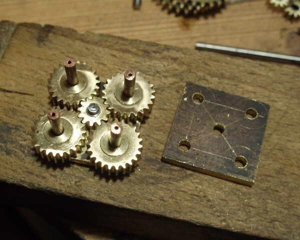 """Перстень с шестеренками и хрустальным магическим шаром (""""Хватит ломать часы!"""" - часть вторая) (Фото 4)"""