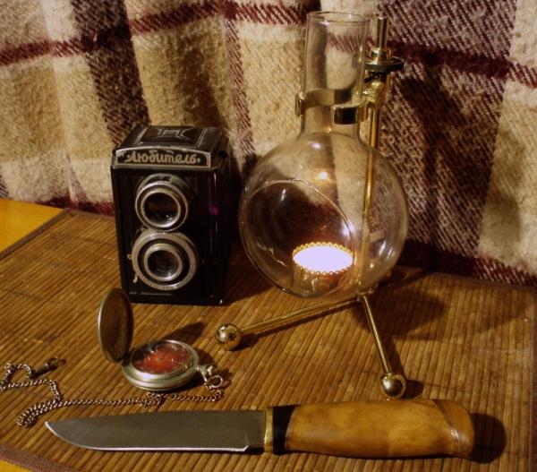 Лампа-подсвечник (Фото 11)
