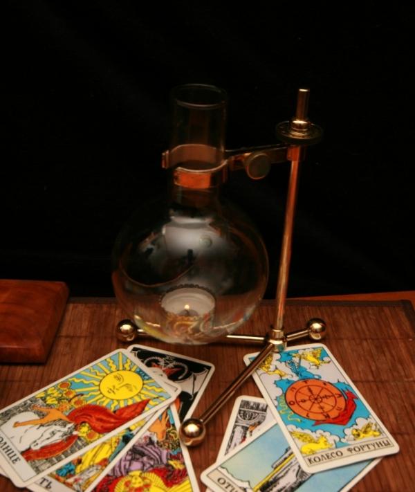 Лампа-подсвечник (Фото 10)