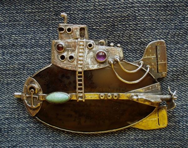 Большой проект. Подводная лодка. Начало, ч.1. (Фото 4)