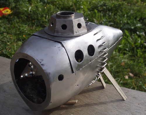 Большой проект. Подводная лодка. Начало, ч.1. (Фото 32)