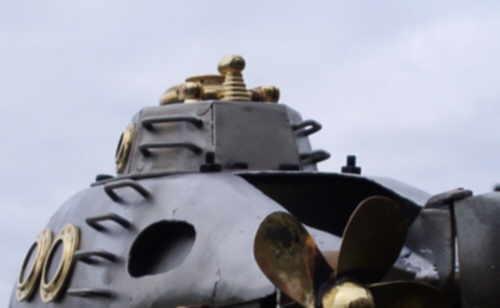 Большой проект. Подводная лодка. Продолжение. ч.2. (Фото 31)
