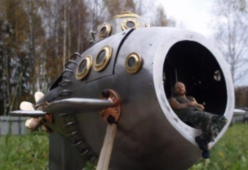 Большой проект. Подводная лодка. Продолжение. ч.2. (Фото 32)
