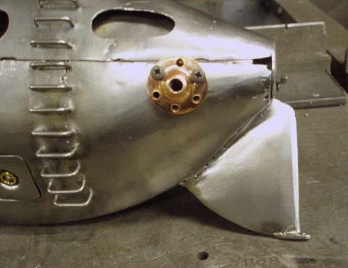 Большой проект. Подводная лодка. Продолжение. ч.3. (Фото 9)