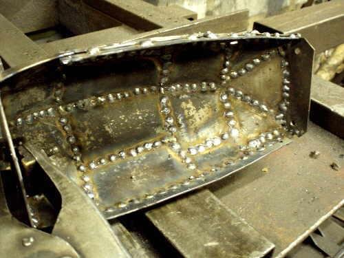 Большой проект. Подводная лодка. Начало, ч.1. (Фото 22)