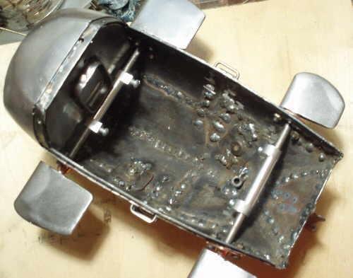 Большой проект. Подводная лодка. Продолжение. ч.3. (Фото 23)