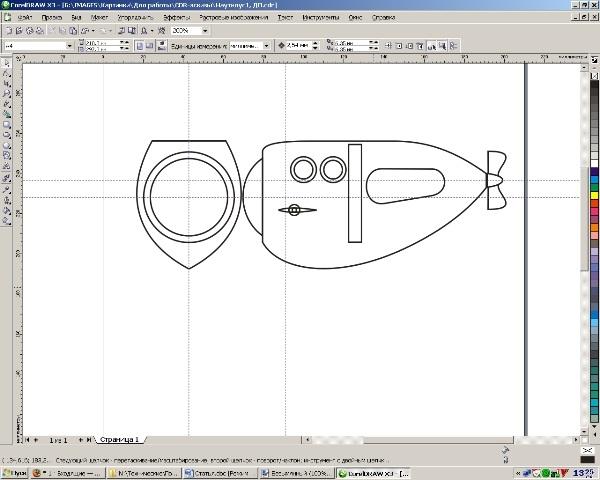 Большой проект. Подводная лодка. Начало, ч.1. (Фото 9)