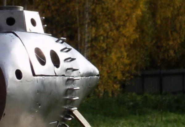 Большой проект. Подводная лодка. Начало, ч.1. (Фото 35)