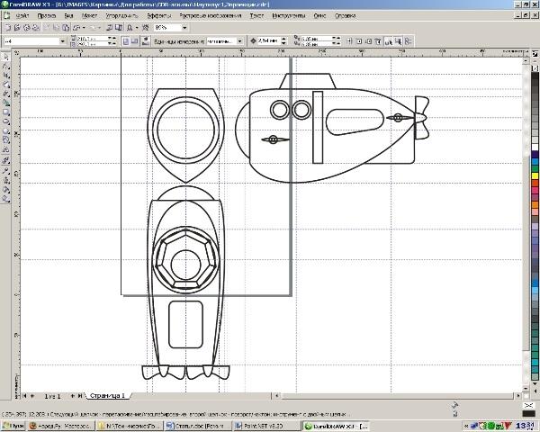 Большой проект. Подводная лодка. Начало, ч.1. (Фото 10)
