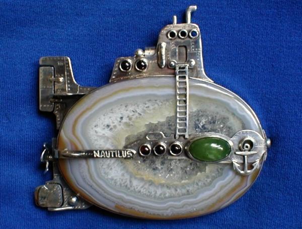 Большой проект. Подводная лодка. Начало, ч.1. (Фото 5)