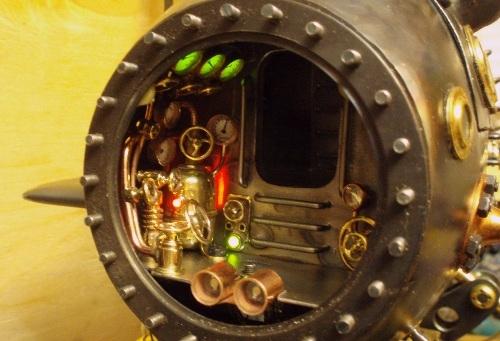 Большой проект. Подводная лодка. Продолжение. ч.7. (Фото 25)
