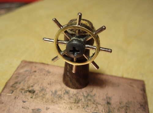 Большой проект. Подводная лодка. Продолжение. ч.8. (Фото 7)