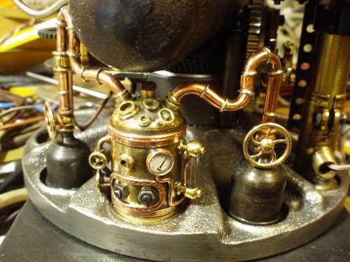 Большой проект. Подводная лодка. Продолжение. ч.9. (Фото 34)