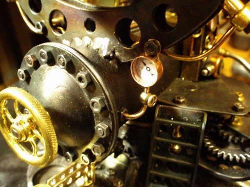 Большой проект. Подводная лодка. Продолжение. ч.9. (Фото 28)