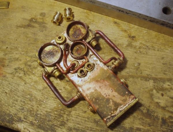 Большая стим-клок флеш-подвеска (Фото 7)